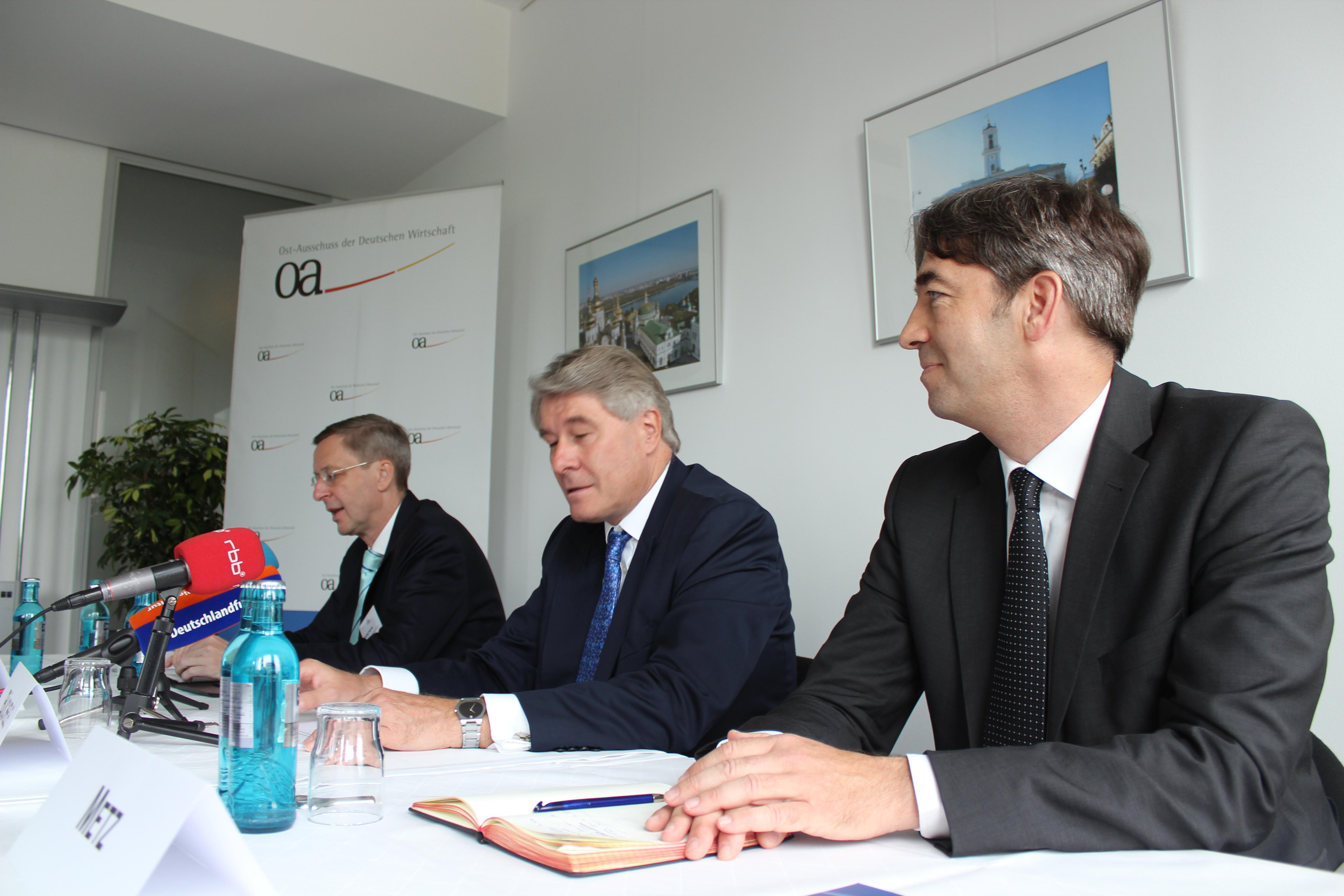 Pressemitteilungen | Ost-Ausschuss der Deutschen Wirtschaft
